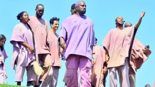 Kanye West's Sunday Service comes to Jamaica