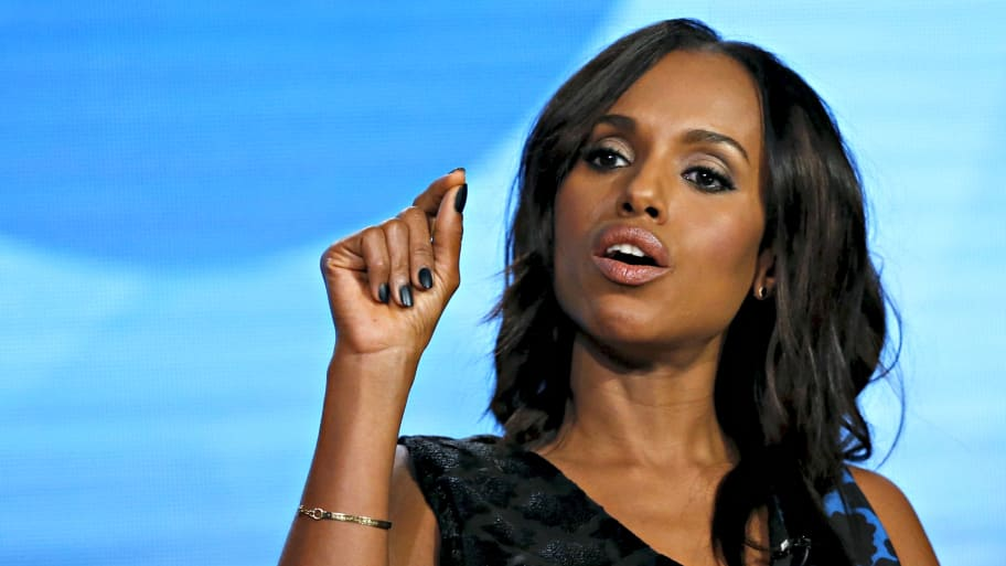 Kerry Washington to be Honored at Jamaica's Independence Gala