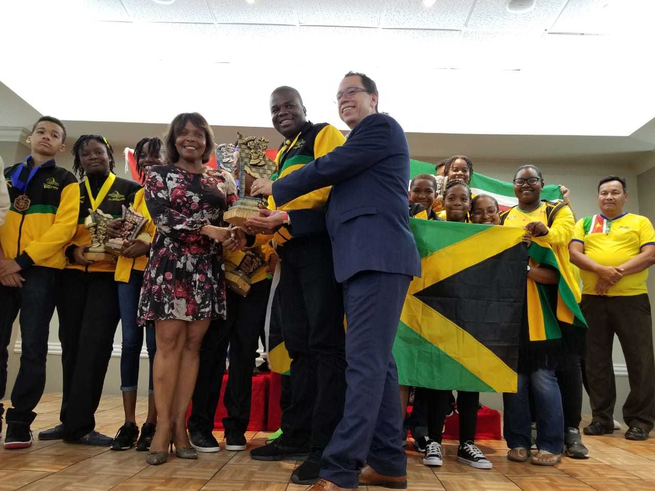 Jamaica Tops 2019 CARIFTA Chess Champs for the third time