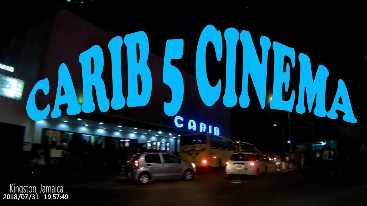Carib 5 Cinema to Duhaney Park  kingston  Jamaica