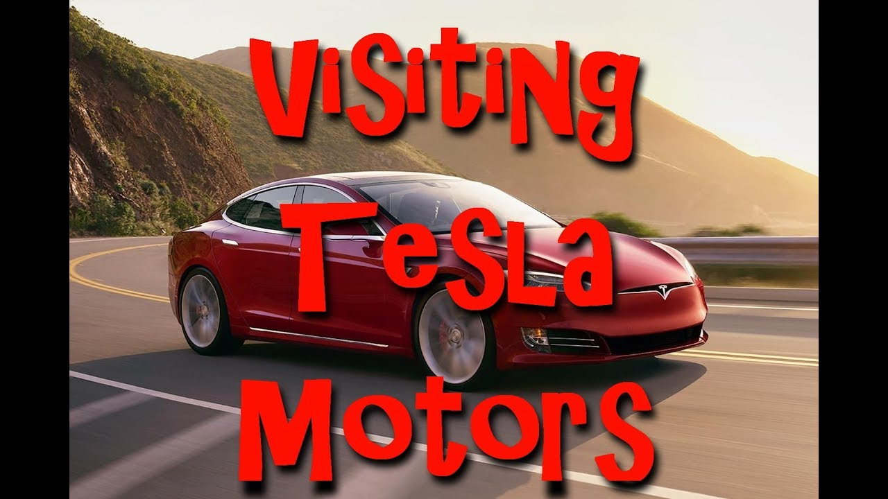 Buying a Electric Car at Tesla Motors