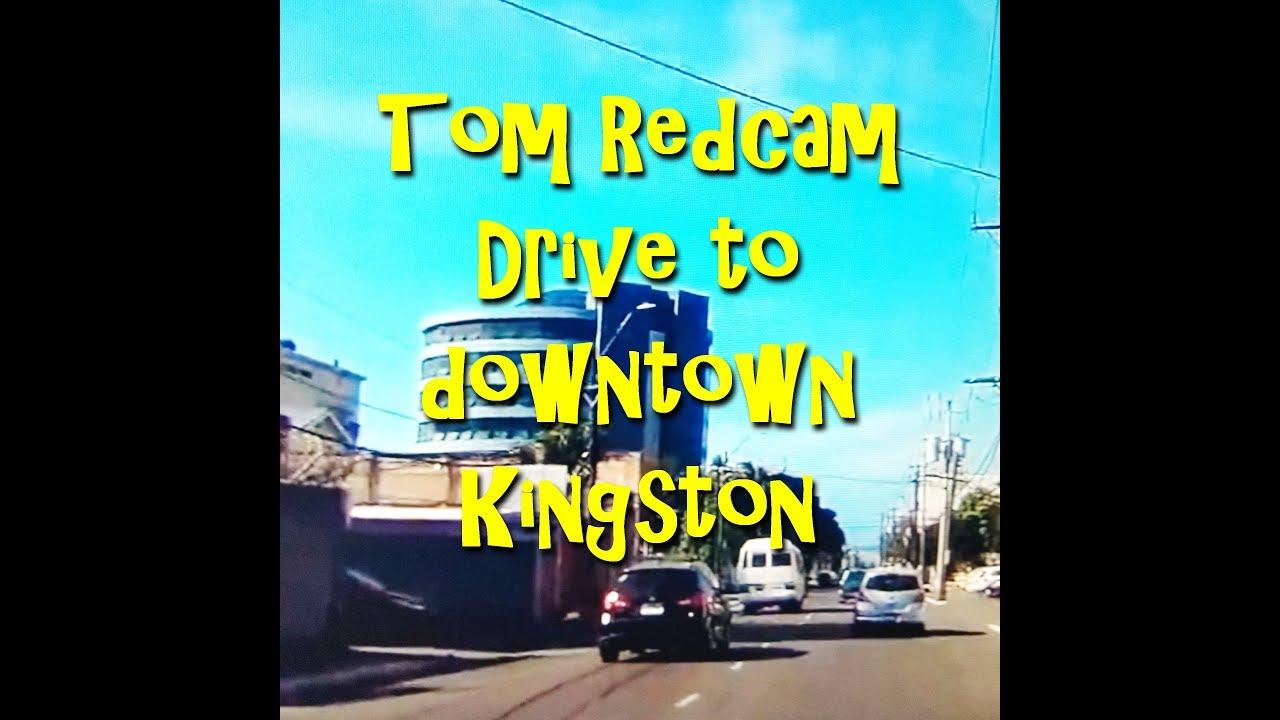 Tom Redcam Drive to Downtown Kingston